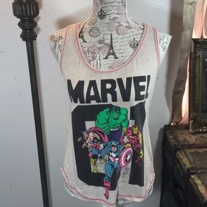 Marvel Tank Top size Medium